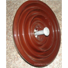 Aislador de suspensión de disco de 11 Kv ANSI 52-3