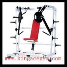 Gym Fitness Equipment Kommerzielle ISO-Seitliche Breiter Brust