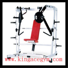 Gym Fitness Equipment Commercial ISO-Lateral Wide Chest