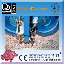 HUAGUI mini precio de costura mini máquina aplicador de cristales