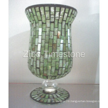 Mosaic Glass Vase (TS015-03)