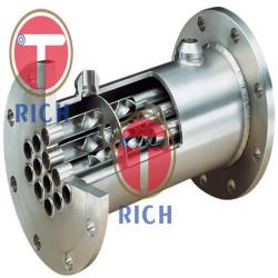 Efficient Heat Exchanger Enhanced Tubes 10 20G 12Cr18Ni9
