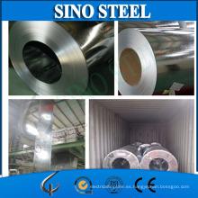 Bobina de acero galvanizado 0.25 * 1250 mm Dx51d + 40g
