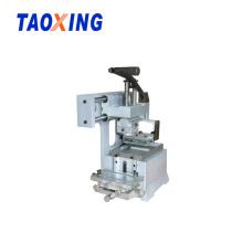 Impresora de almohadilla manual de color único de alta calidad