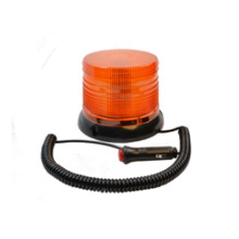 10W Used Police  Safety Rotating Warning Beacon Light With Strong Magnetic