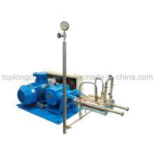 Hochwertige zyrodaulische Flüssig-LNG-Tauchpumpe