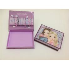 Cartoon-Geschenkbox mit Magnet