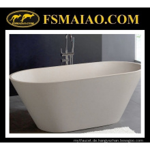 Mineralische freistehende feste Oberflächenbadewanne (BS-8619)