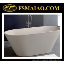 Минеральные freestanding Твердый поверхностный ванной (БС-8619)