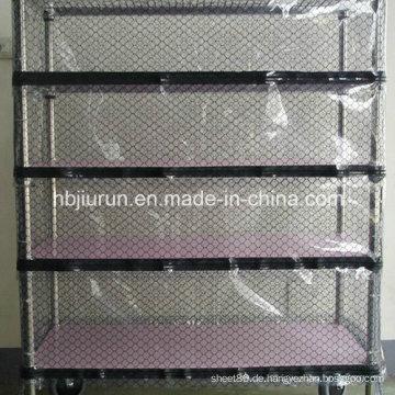 Antistatischer Gitter-PVC-Türvorhang
