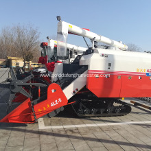 China for Rice Paddy Cutting Machine longitudinal axial flow composite rice harvesting export to Western Sahara Factories