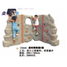 2016 NUEVO ARTÍCULO JQ seguridad agradable y gran pared de escalada para los niños