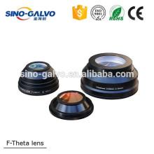 Sino galvo YAG/CO2/405nm/532nm f-theta lens/scan lens