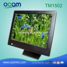 TM1502 --- Monitor LCD incorporado de 15 pulgadas, fácil de usar
