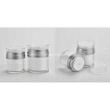 50g small acrylic cream packaging jar