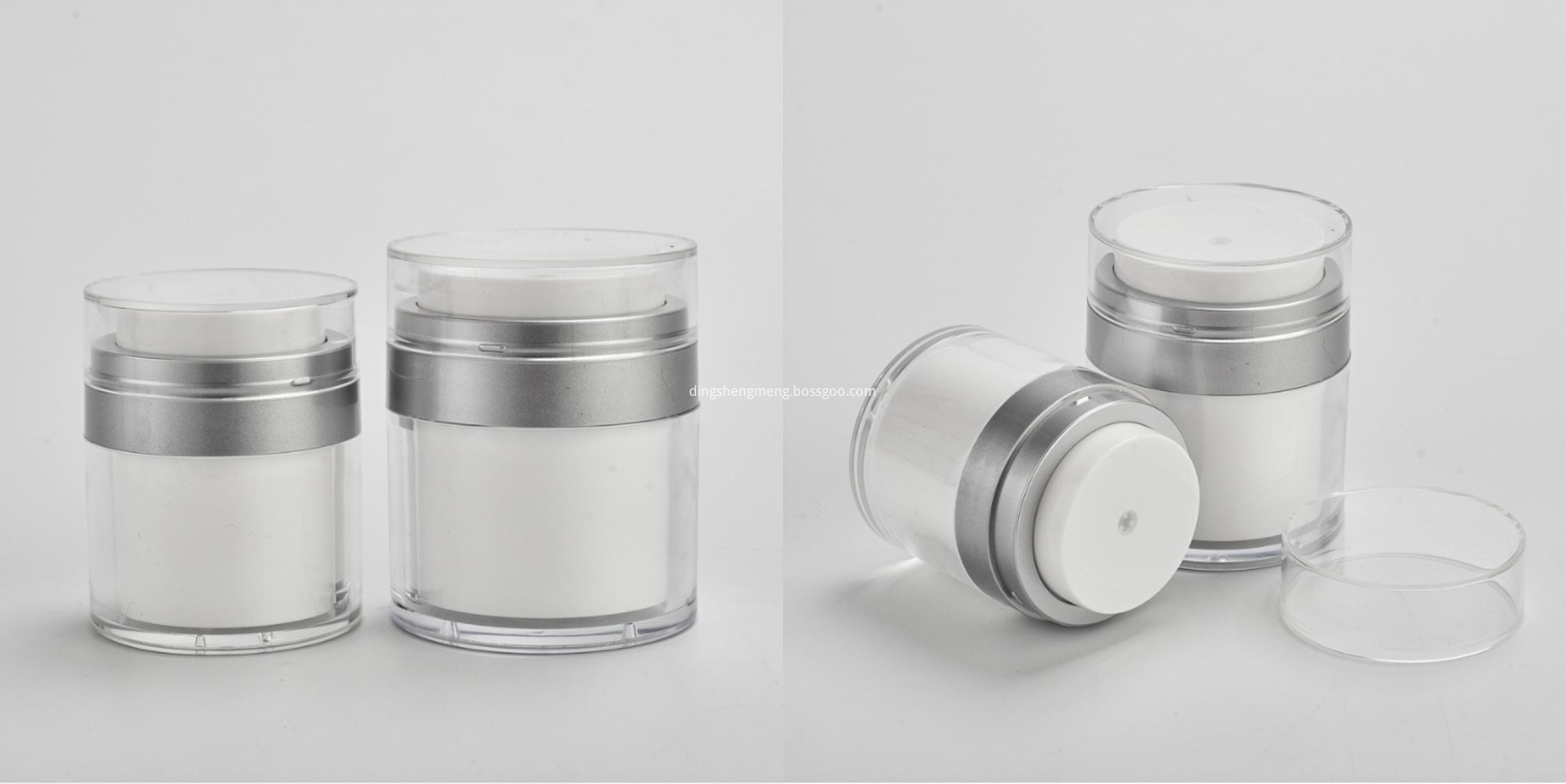 Airless Cosmetic Jar