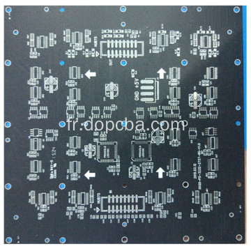 Fabrication de carte électronique de prototype de carte PCB FR4 standard