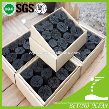 Hot selling bbq wholesale coconut shell charcoal