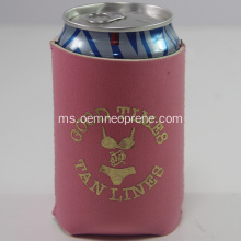 Promosi Borong Custom Neoprene Beer Bottle Insulator
