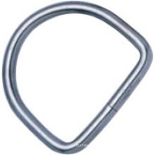 Металлическая нержавеющая сталь сварного кольца D
