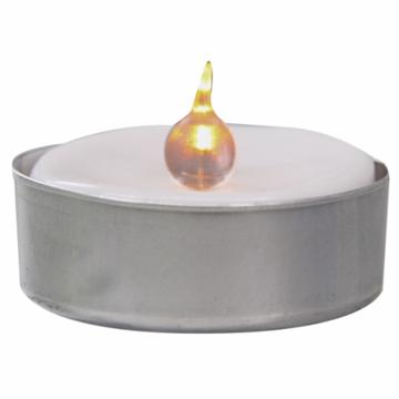 Candela di tealight LED di protezione con il supporto del fuoco