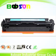 Cartucho de tóner OEM 201A Tóner de color para HP CF400A, CF401A, CF402A, CF403A