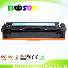 Toner de couleur de la cartouche de toner d'OEM 201A pour HP CF400A, CF401A, CF402A, CF403A