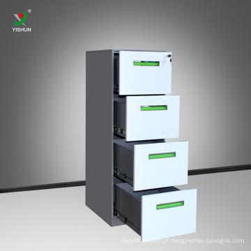 Alibaba atacado design de alta qualidade deslizante gaveta do armário de arquivamento de aço à prova de fogo