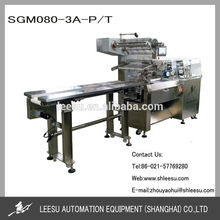 SGM080-3A-P/T Horizontal Pillow Automatic Napkins Flow Pack Machinery