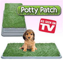 Interior Pet Potty Tray Dog Training Toilet