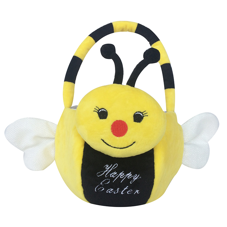 Easter 3d Bee Pattern Gift Bag