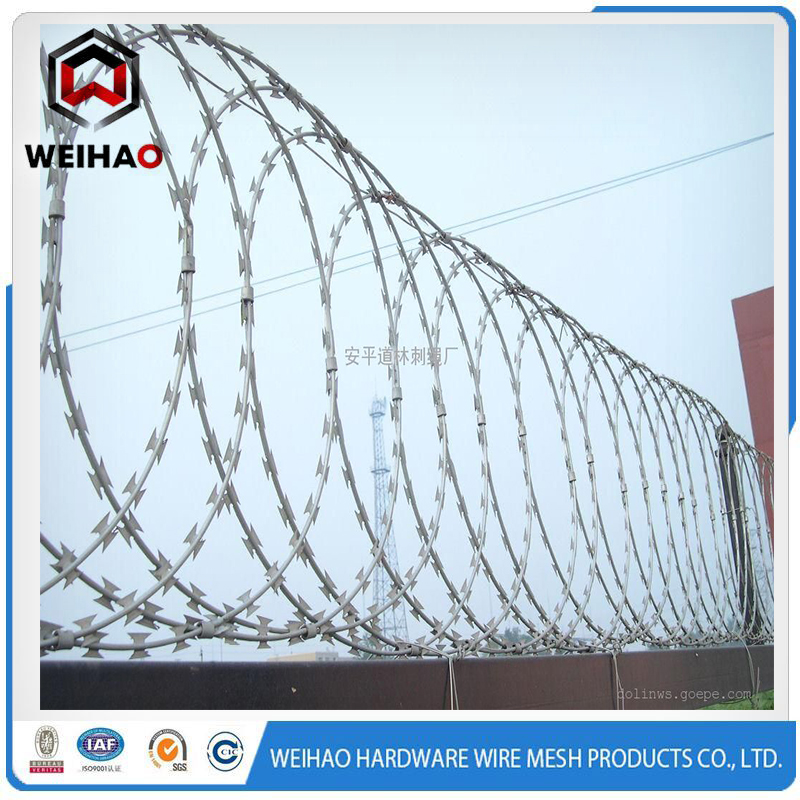 razo barbed wire n