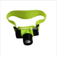 Barato e melhor CREE Q5 LED Head Lamp, duplo com farol à prova d'água