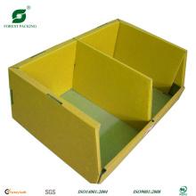 Caixa de Exposição de Dois Compartimentos