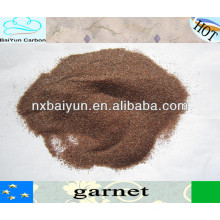 garnet 30-60 mesh for for waterjet cutting and sandblasting
