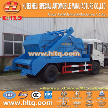 10cbm 190hp DONGFENG tianjin 4x2 arm roll garbage truck for sale trash collecting truck factory direct quality assurance