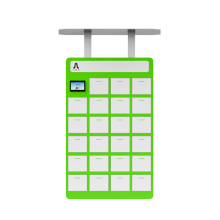 3C Full intelligent remote monitoring charging cabinet