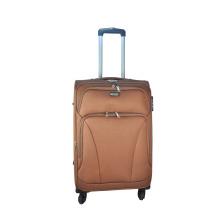 Equipaje de la carretilla de equipaje viaje maletas cuatro ruedas