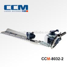 cortabordes de seto del tractor polea de extensión hidráulica del cortasetos