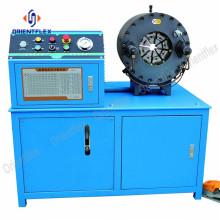 4-Zoll-Hydraulikschläuche Verarbeitungsmaschine HT-91D