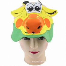 Animal Designed Hat for Children, Various Kinds are Available