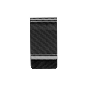 Superior quality carbon fiber money clip wallet