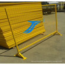 Welded Galvanized Steel Storage Wire Mesh Fence for Sales