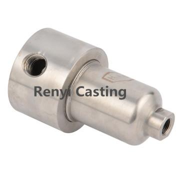 Filter Cap-CNC Bearbeitung von Casting Ss316, Wachsausschmelzverfahren