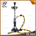O Novo Estilo Saudita Tubulações de Água Preta de Yangao Tubulação De Água Tubos de Água de Tubulação De Fumo De Vidro Hookah Hookah Bar Frete Grátis