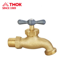 "TMOK laptop structure china supplier wholesale cw617 1/2 "" best price brass bibcock with safety structure"
