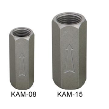 Válvula neumática de serie KAM