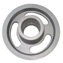 Sand Cast Truck Spare Part, Made of Gray Iron