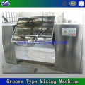 Groove Type Mixing Machine