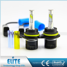 China led headlight bulb wholesale 3000k 6000k 8000k V5 9007 head lights cars